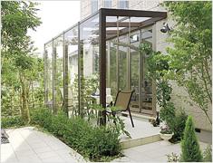 庭で癒される・楽しめる!ガーデンルームシリーズ