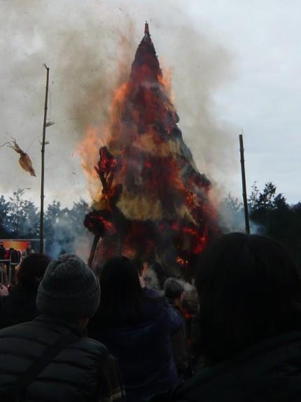 新潟 冬の祭