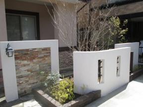 新潟の小さな外構店が本気で目指す日本一の仕事への道のり!第111庭 玄関前の庭木