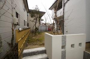 荒れたお庭を爽やかな寛ぐお庭へ 新潟市S様邸