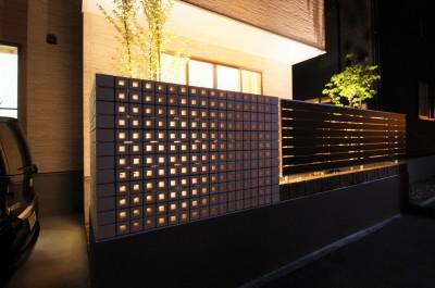 リビングが広がる素敵な可愛いお庭へ 新潟市T様邸