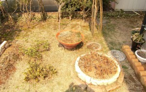 リフォームで素敵に見せる庭・駐車スペース 新潟市 S様邸