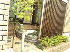 新潟の小さな外構店が本気で目指す日本一の仕事への道のりは、まず天気から!第55庭 希少な金明竹(きんめいちく)で中庭を彩る