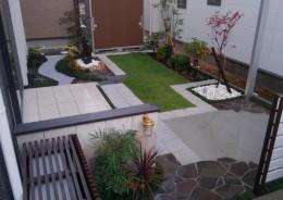 見て楽しめて実用性のあるお庭へリフォーム SBIC施工写真コンテスト入賞 新潟市H様邸