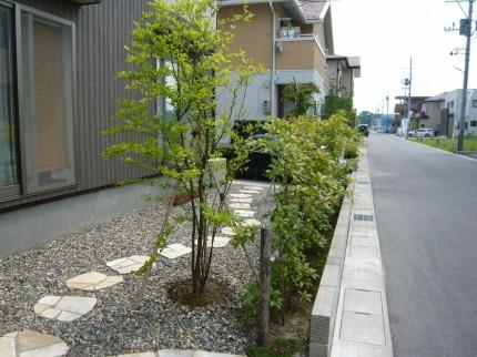 優しい落ち着きのある和モダン 新潟市 H様邸