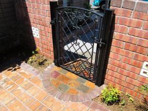 新潟の小さな外構店が本気で目指す日本一の仕事への道のり!第125庭 庭の入り口