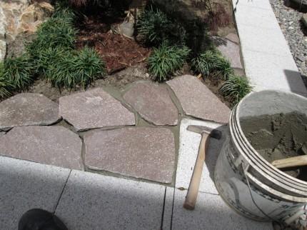 天然石 貼りこみ3