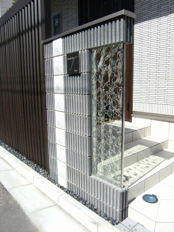 JUNONグラス デザインガラスがキラキラと光を乱反射