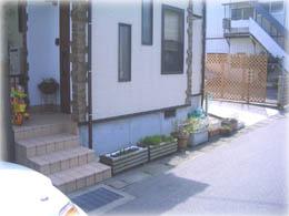 限られた玄関前スペースをすっきりリフォーム 新潟市U様邸