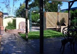 ローメンテナンスで楽しめる広いお庭にリフォーム 新潟市K様邸