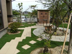 造園(お庭創り)&リフォーム