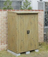 ガーデン収納庫